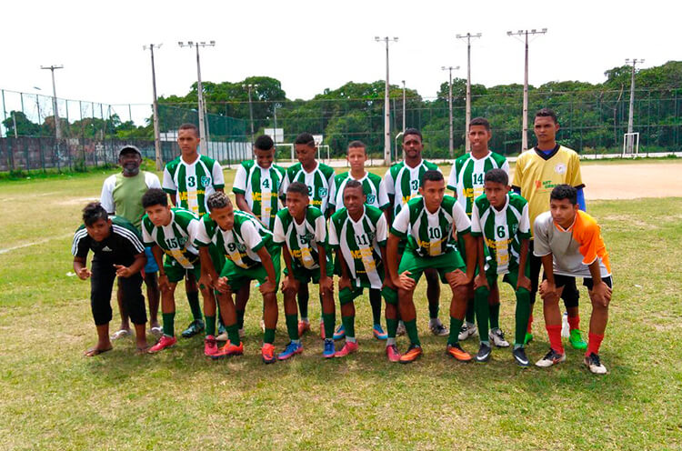 Rodada Decisiva Categorias Sub-15 e 17