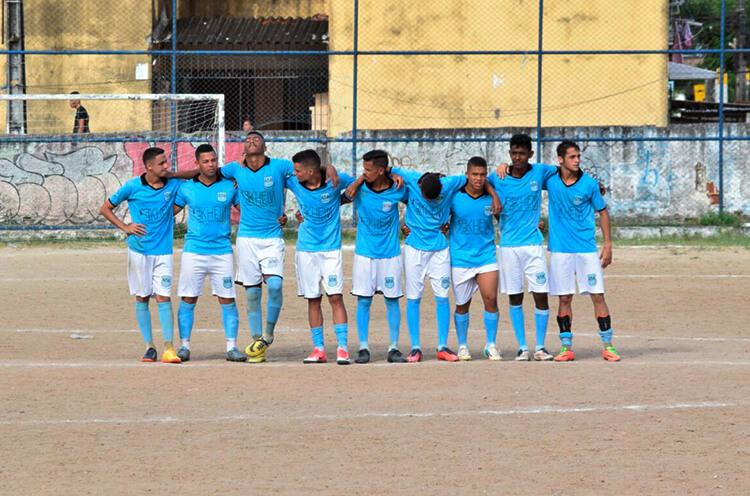 Equipe do Beira Rio City.