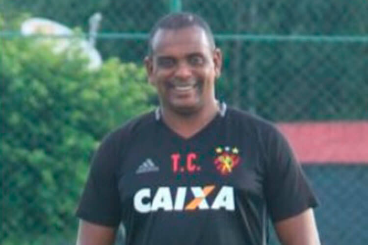 Tacão - Preparador Físico do Sport Club do Recife