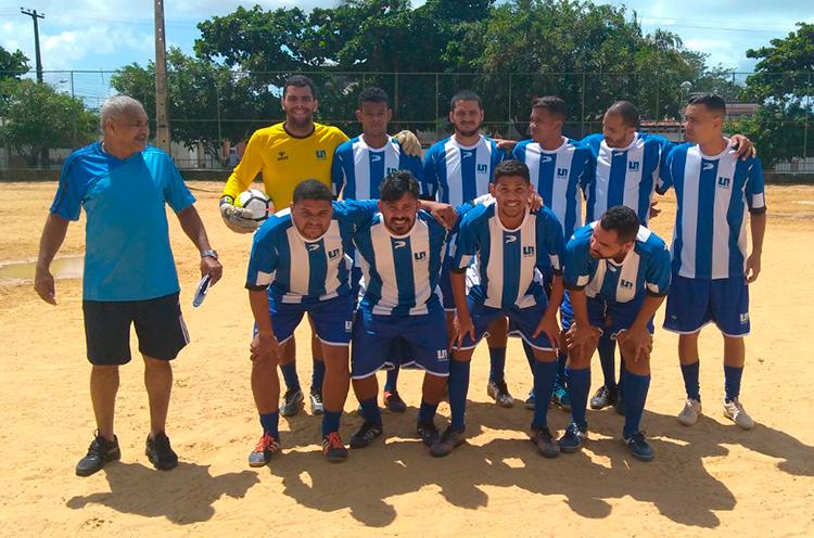 Equipe Central do Jordão no Campo do Penharol, RPA-6