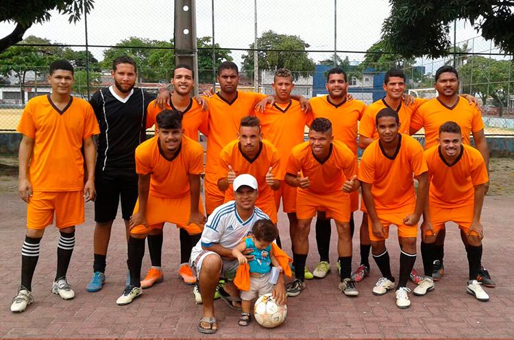 ADC F.C em jogo decisivo no campo da Sudene.