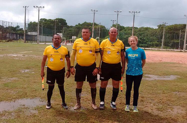 Segunda Rodada do Recife Bom de Bola