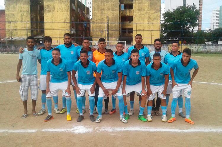 Equipe Beira Rio City.