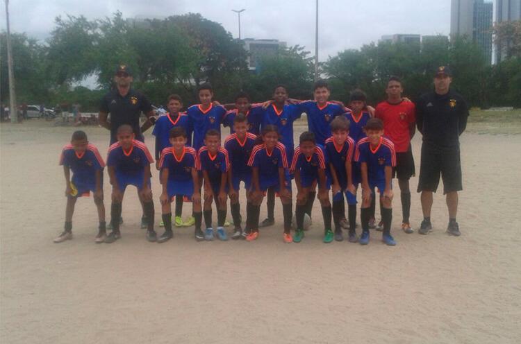 Equipe Sub-13 do Sport