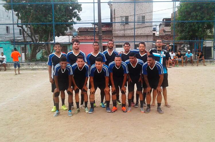 Equipe Grêmio da Torre.