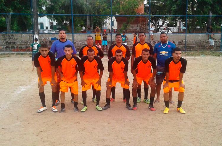 Equipe Pumas FC.