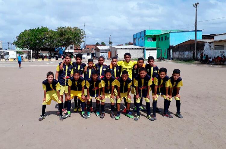 Equipe Joga Fácil Categoria, Sub-11.