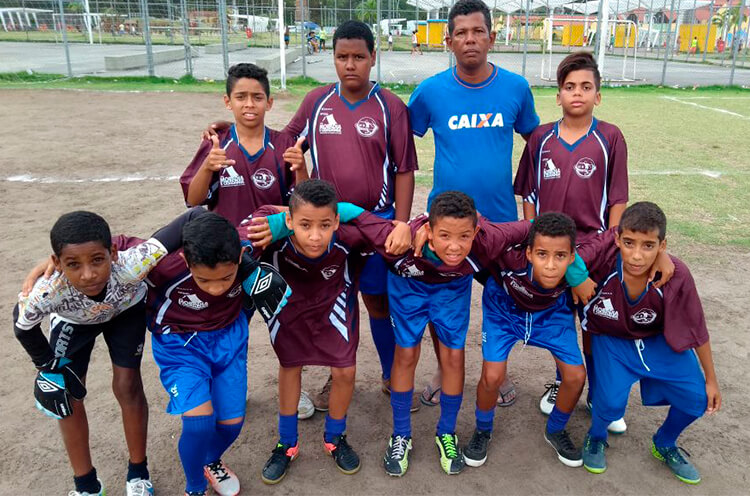 Equipe HB Talentos, Categoria Sub-13.