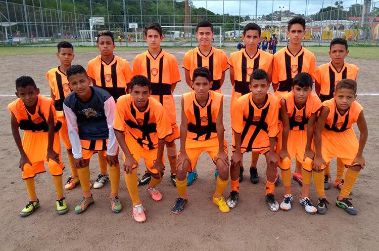 Equipe Revela Craques, Categoria Sub-13.