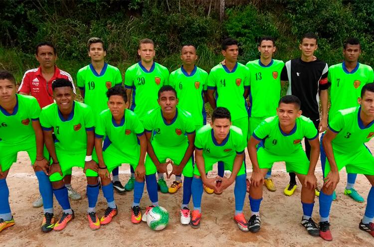Equipe CDV da Várzea, Categoria Sub-17.
