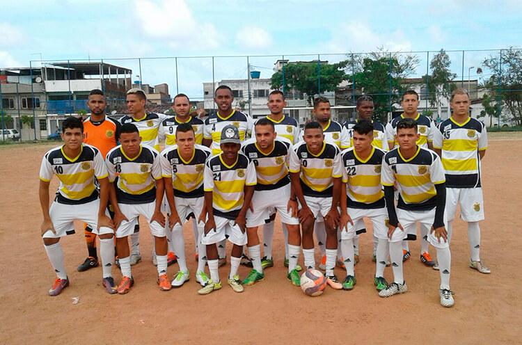 Equipe do Vila Real.