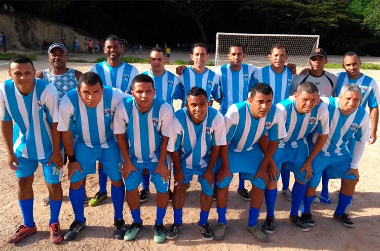 Equipe Família Garotos.