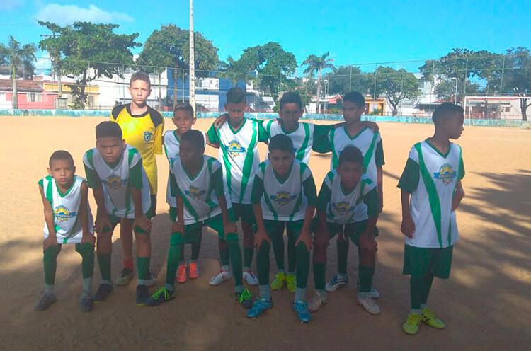 Equipe do Oceania F.C