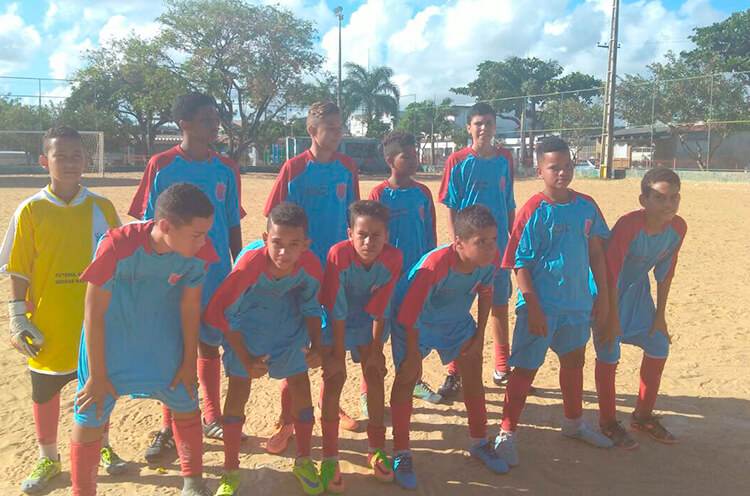 Equipe do Penarol F.C