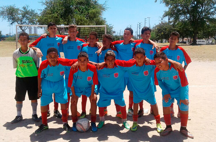 Time Sub-13 do Peñarol