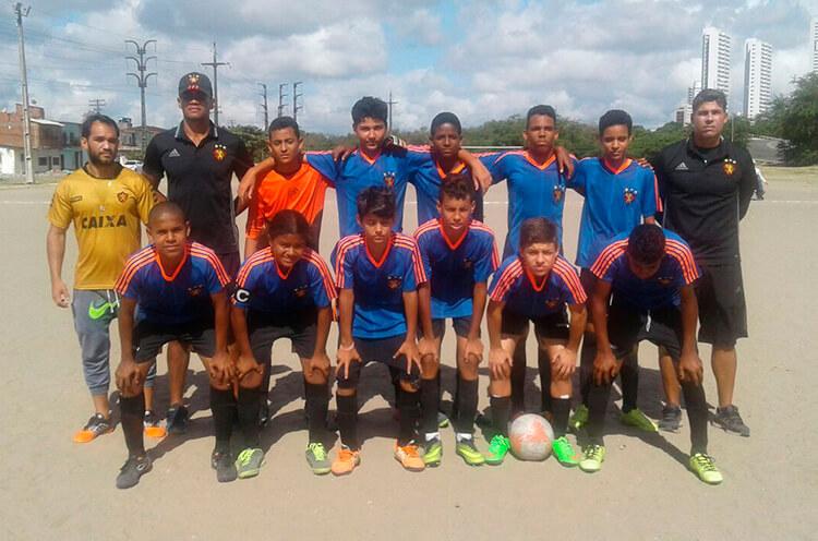 Time Sub-13 do Sport Club do Recife