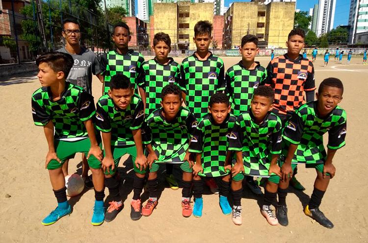 Equipe Pernambucanos, categoria sub-13